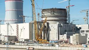 Russia Building New Reactors